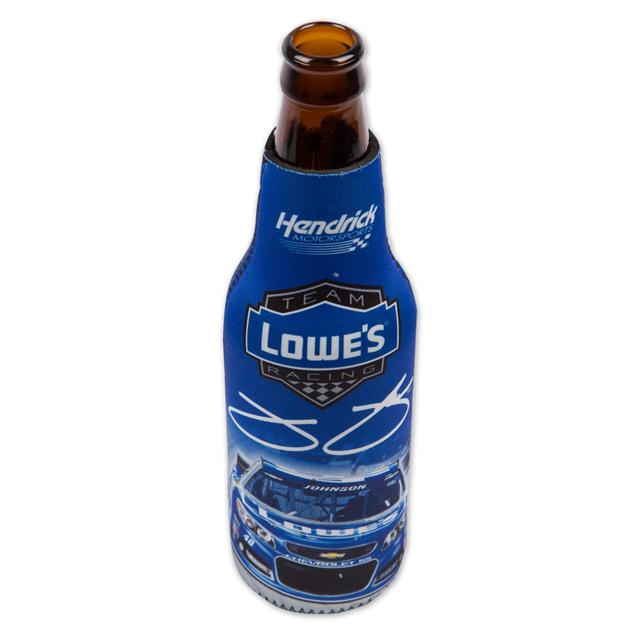 Hendrick Motorsports Jimmie Johnson 2015 Bottle Koozie