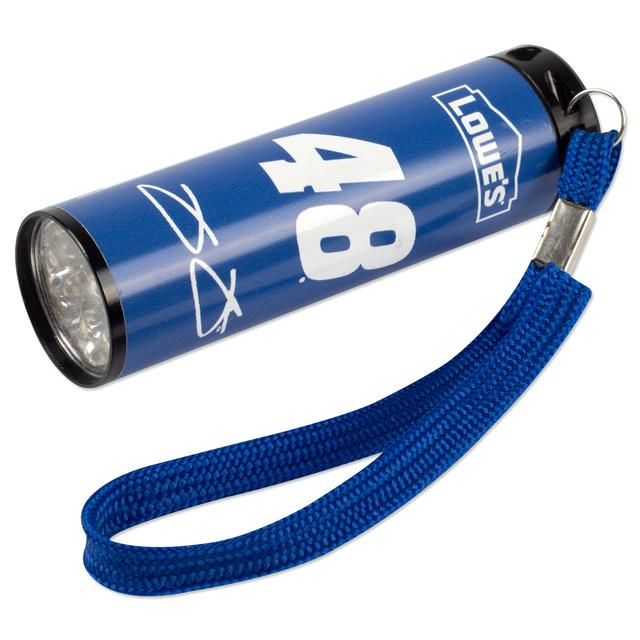 Hendrick Motorsports Jimmie Johnson Lowe's E-Series LED Flashlight