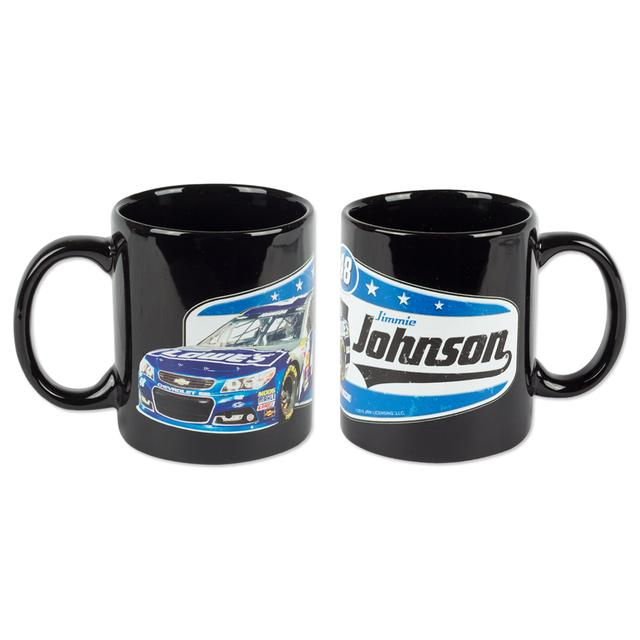 Hendrick Motorsports Jimmie Johnson Coffee Mug