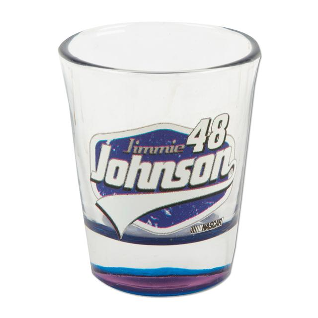 Hendrick Motorsports Jimmie Johnson 4pc. Shot Glass Set