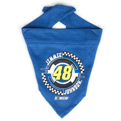 Hendrick Motorsports Jimmie Johnson #48 Pet Bandana - L/XL