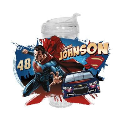 Hendrick Motorsports Jimmie Johnson #48 Superman 22oz. Tumbler