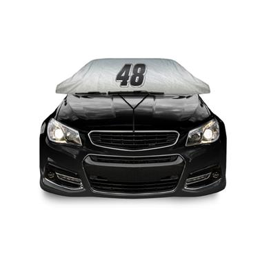 Hendrick Motorsports Jimmie Johnson #48 Top Half Elite Car Cover