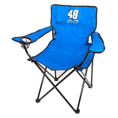 Hendrick Motorsports Jimmie Johnson #48 Adult Folding Camp Chair