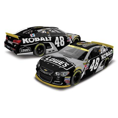 Hendrick Motorsports Jimmie Johnson #48 Kobalt 2016 Champ 1:24 Scale NASCAR Sprint Cup Series Die-Cast