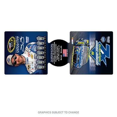 Hendrick Motorsports Jimmie Johnson 2016 NASCAR Sprint Cup Champion Can Cooler