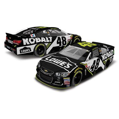 Hendrick Motorsports Jimmie Johnson 2017 NASCAR  No. 48 Kobalt Tools 1:64 Die-Cast
