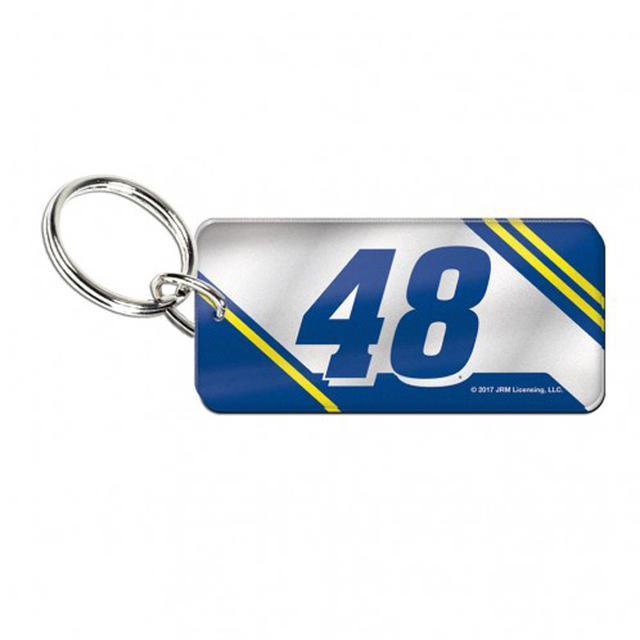 Hendrick Motorsports Jimmie Johnson Keychain
