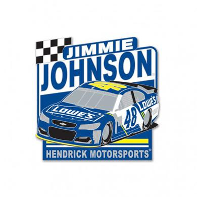 Hendrick Motorsports Jimmie Johnson Collector Pin