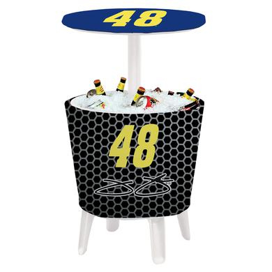 Hendrick Motorsports Jimmie Johnson 4 Season Event Cooler Table