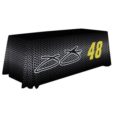 Hendrick Motorsports Jimmie Johnson Table Cover 6'