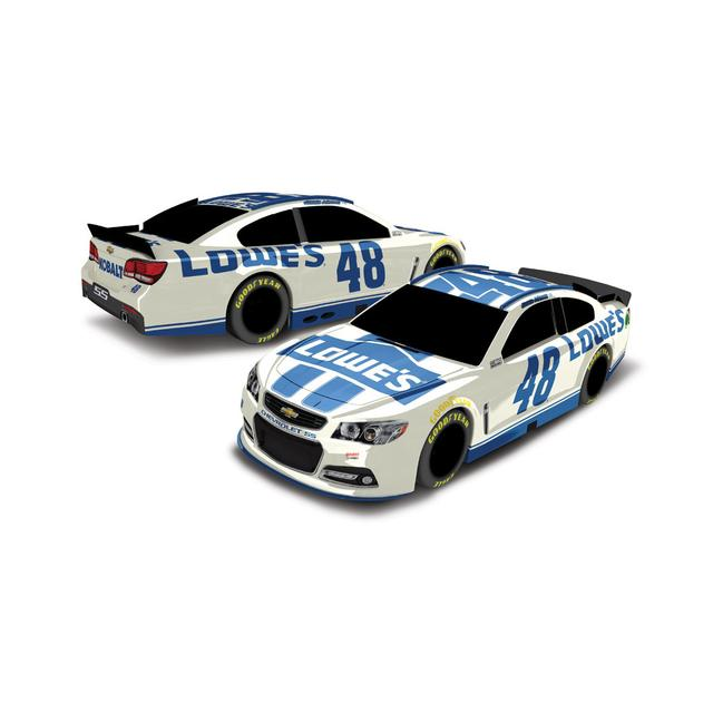 Hendrick Motorsports Jimmie Johnson #48 1:18 scale Lowe's Plastic Car