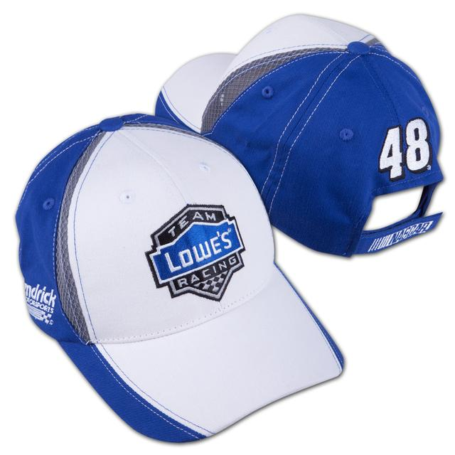 Hendrick Motorsports Jimmie Johnson Lowe's Fan Up Cap