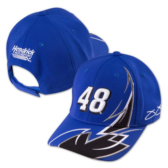 Hendrick Motorsports Jimmie Johnson -  Chase Authentics Adult Fragment Hat