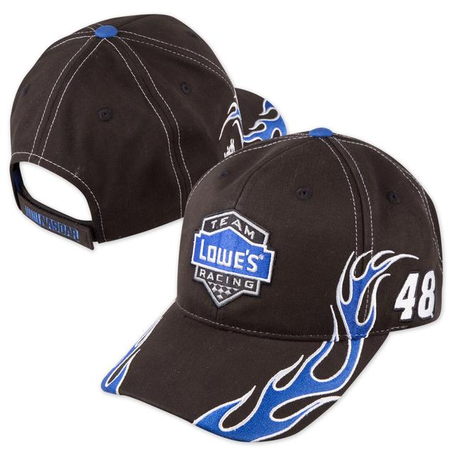 Hendrick Motorsports Jimmie Johnson - Big Flames Hat