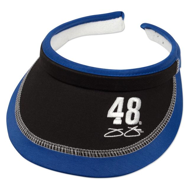 Hendrick Motorsports Jimmie Johnson - 2015 Chase Authentics Ladies Draft Visor