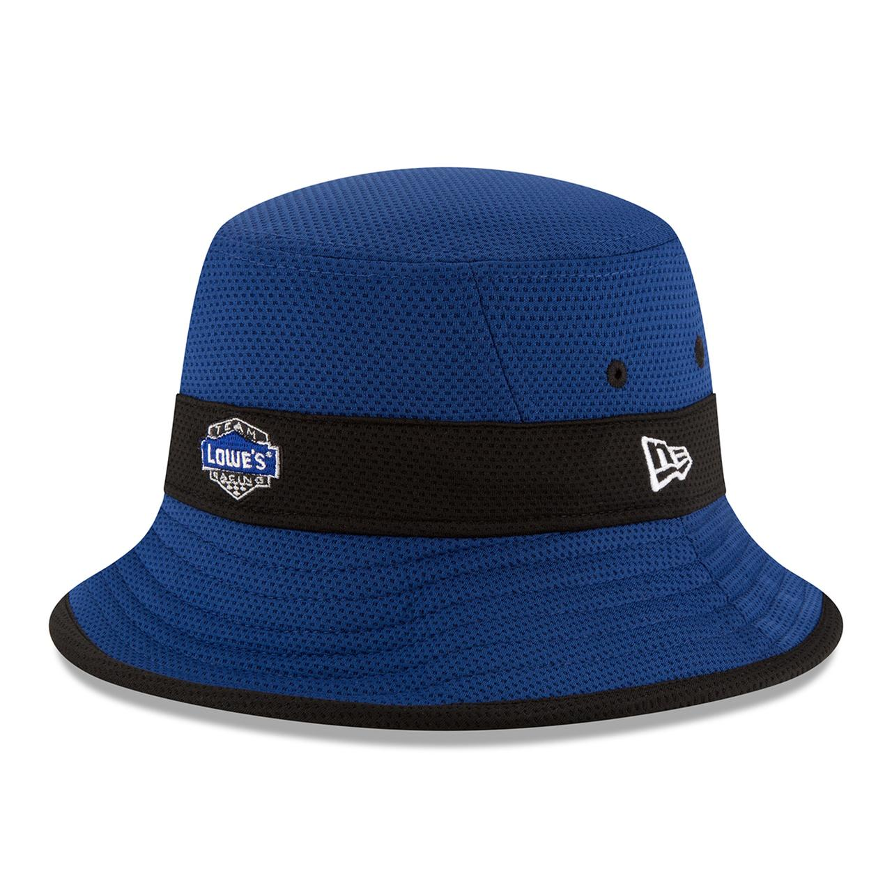 a5bcde34802 Hendrick Motorsports. New Era Jimmie Johnson  48 Team Color Bucket Hat
