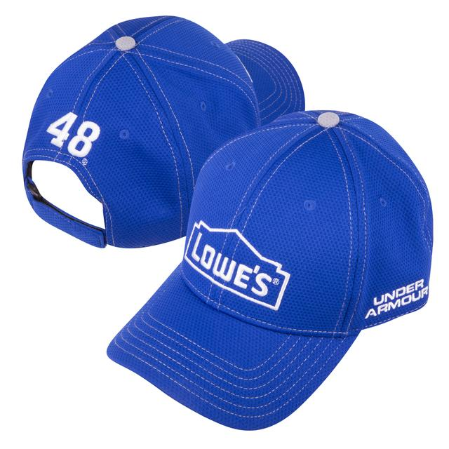 Hendrick Motorsports Jimmie Johnson #48 Lowe's Official Team Hat