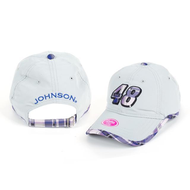 Hendrick Motorsports Jimmie Johnson Ladies Stagger Hat