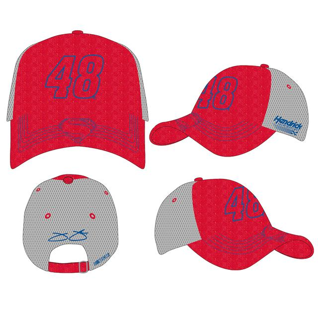 Hendrick Motorsports Jimmie Johnson #48 Ladies Superman Hat