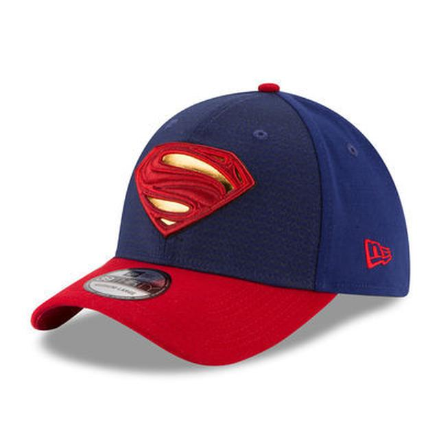 Hendrick Motorsports Jimmie Johnson #48 Superman 39THIRTY Youth Hat