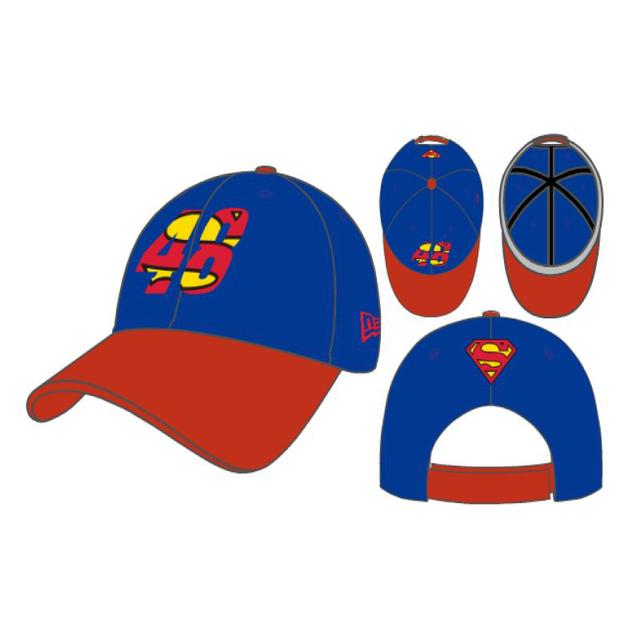 Hendrick Motorsports Jimmie Johnson #48 Superman Classic 9FORTY Hat