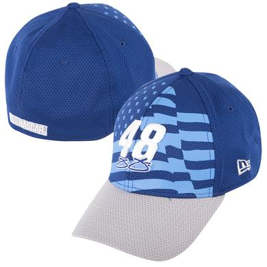 Hendrick Motorsports Jimmie Johnson #48 Stars & Stripes Hat