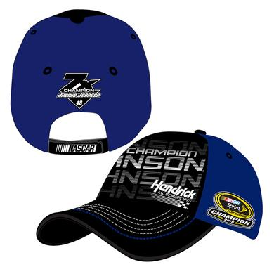 Hendrick Motorsports Jimmie Johnson 2016 NASCAR Championship Hat