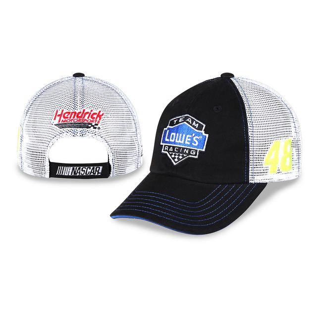 Hendrick Motorsports Jimmie Johnson Adult Trucker Hat - Lowe's