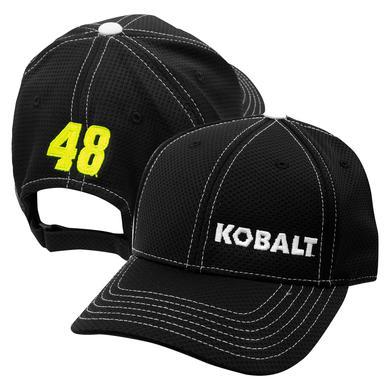 Hendrick Motorsports Jimmie Johnson #48 Official 2017 Team Hat - Kobalt
