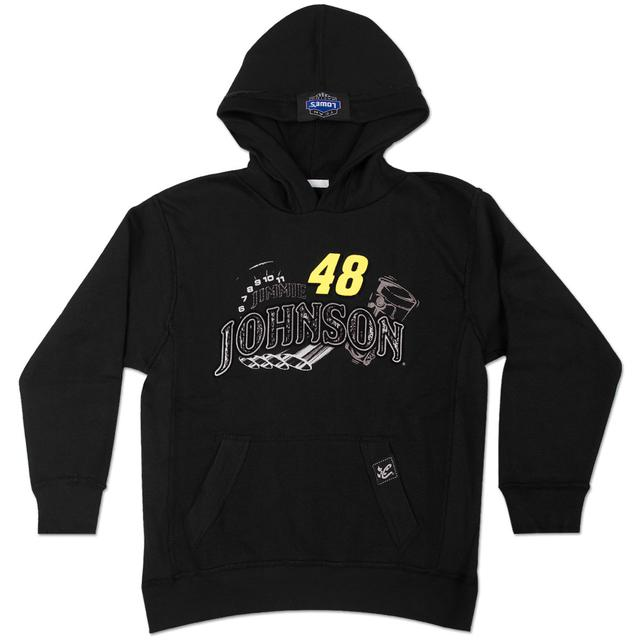 Hendrick Motorsports Jimmie Johnson #48 Pullover Hoodie