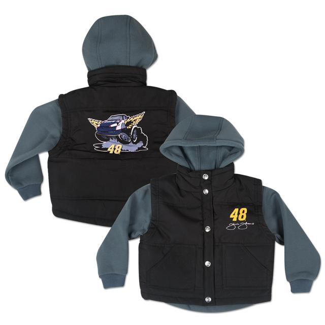 Hendrick Motorsports Jimmie Johnson #48 Toddler 3-1 Jacket set