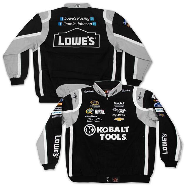 Hendrick Motorsports Jimmie Johnson #48 Kobalt Uniform Jacket