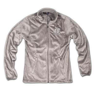Hendrick Motorsports Jimmie Johnson #48 Ladies Ultra Plush Midweight Jacket