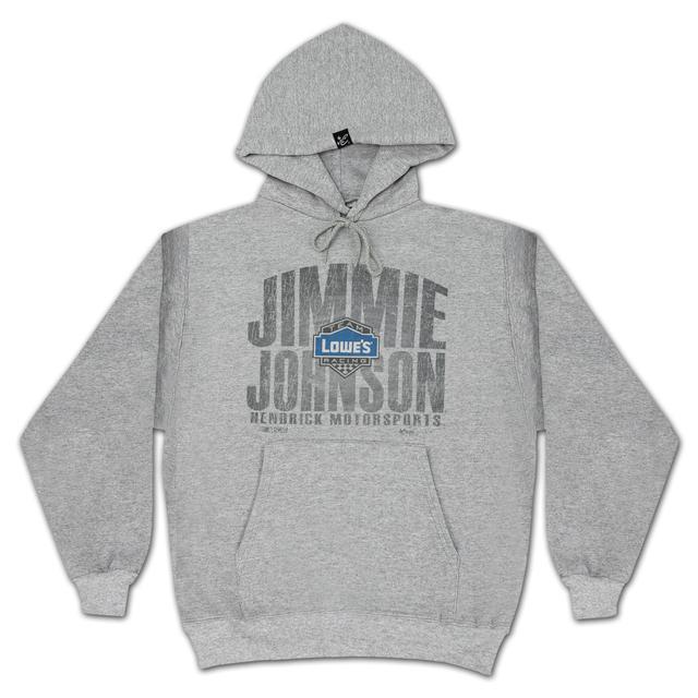 Hendrick Motorsports Jimmie Johnson #48 Lowe's Primary Hoodie