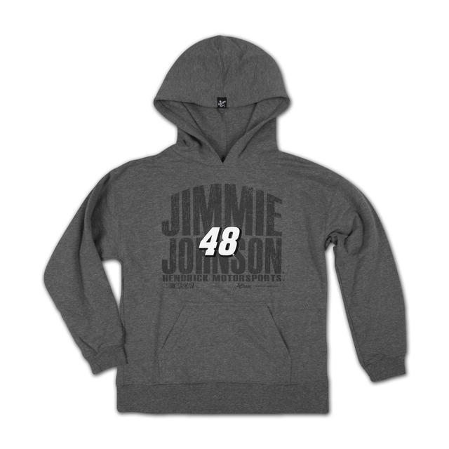 Hendrick Motorsports Jimmie Johnson #48 Youth Primary Hoodie