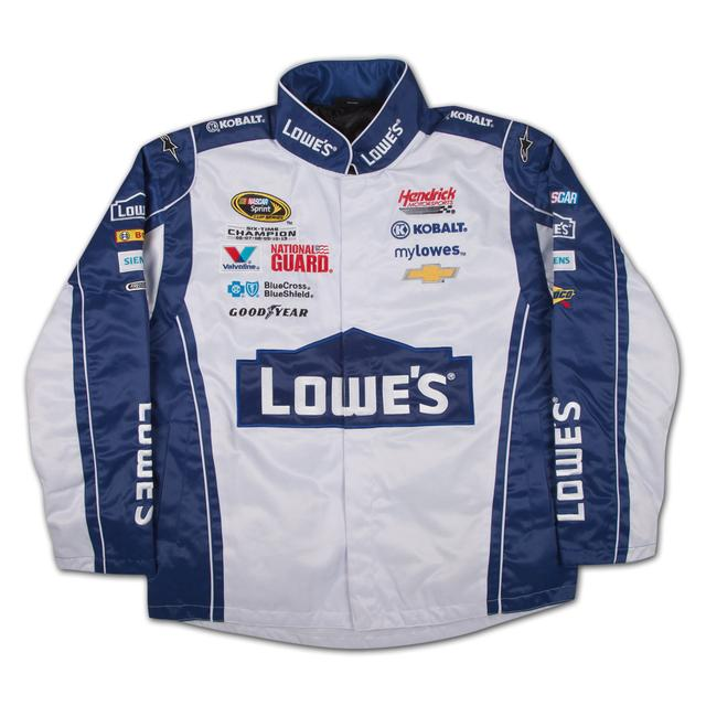 Hendrick Motorsports Jimmie Johnson #48 Lowe's Official Uniform Jacket