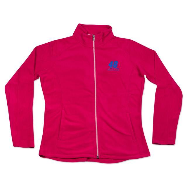 Hendrick Motorsports Jimmie Johnson - #48 Ladies Signature Full Zip Fleece Sweat Shirt