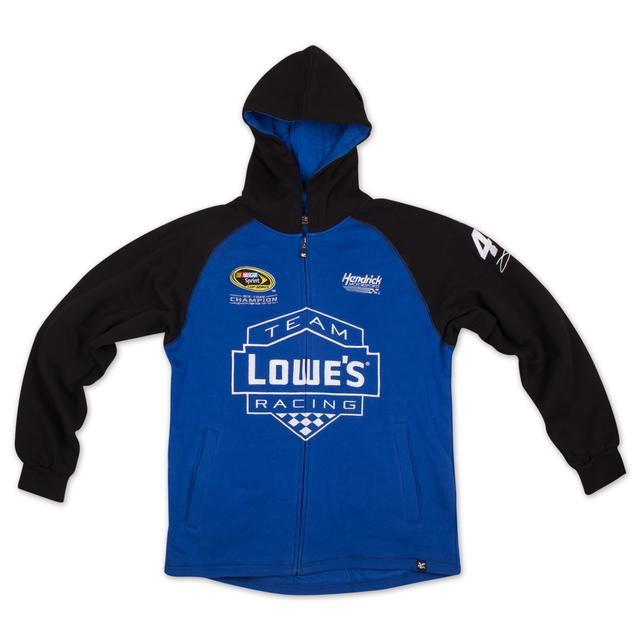 Hendrick Motorsports Jimmie Johnson 2015 Chase Authentics Adult Sponsor Fleece
