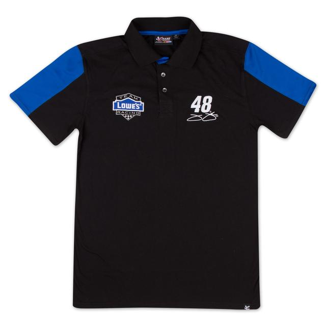 Hendrick Motorsports Jimmie Johnson 2015 Chase Authentics Adult Garage Polo