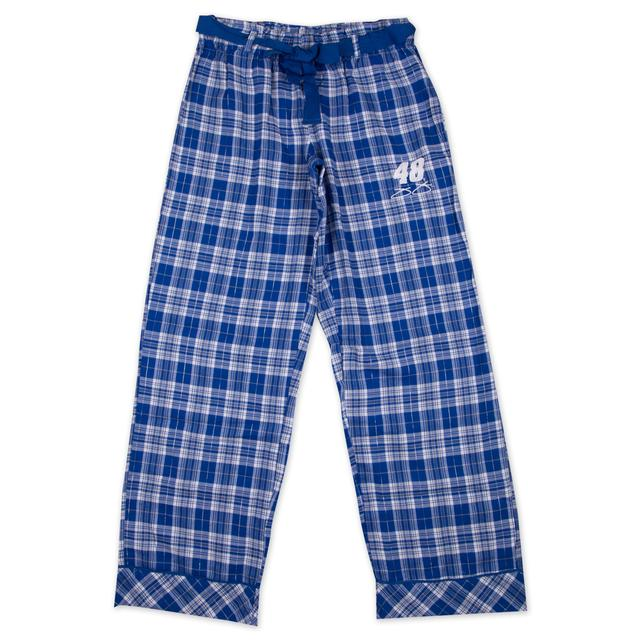 Hendrick Motorsports Jimmie Johnson Ladies' Flannel Pant