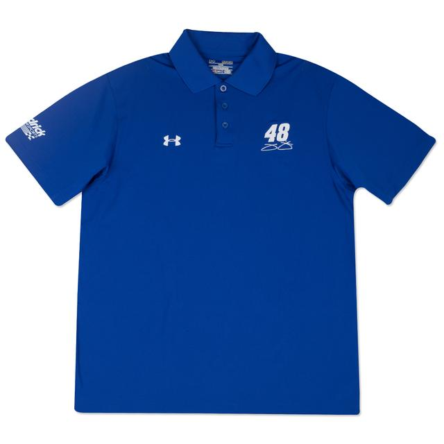 Hendrick Motorsports Jimmie Johnson #48 Performance Polo by Under Armour