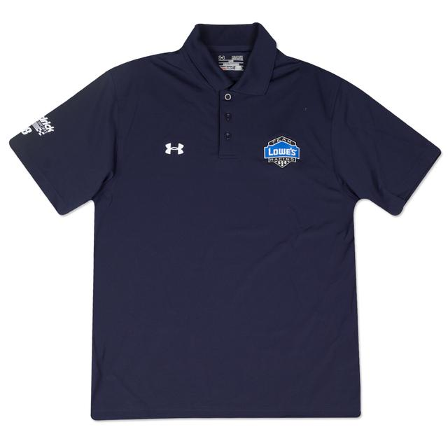 Hendrick Motorsports Jimmie Johnson #48 Lowe's Performance Polo by Under Armour