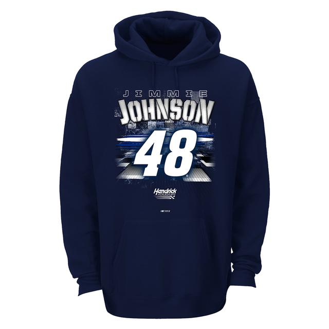 Hendrick Motorsports Jimmie Johnson #48 Adult Fan Up Hoodie