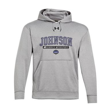 Hendrick Motorsports Jimmie Johnson #48 Lowe's Hooded Fleece