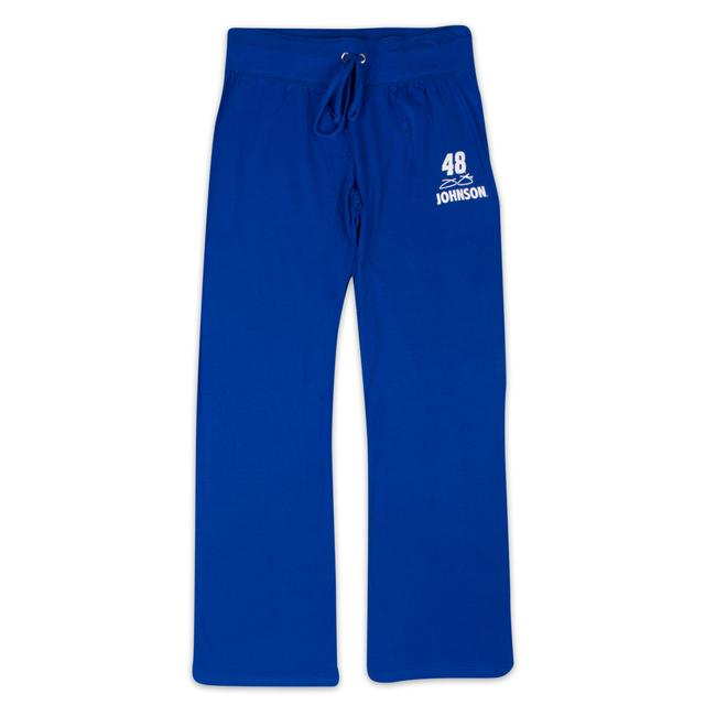 Hendrick Motorsports Jimmie Johnson Ladies Cotton Sleeper Pant