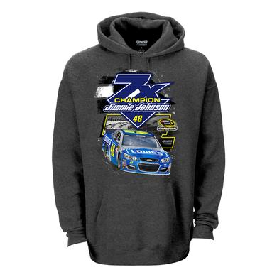 Hendrick Motorsports Jimmie Johnson 2016 NASCAR Champ Graphic Hoodie