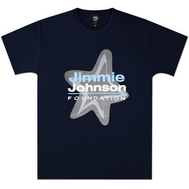 Hendrick Motorsports Jimmie Johnson Foundation Navy T-Shirt