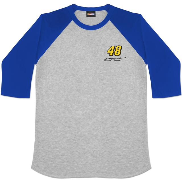 Hendrick Motorsports Jimmie Johnson #48 Crossover Lounge T-shirt