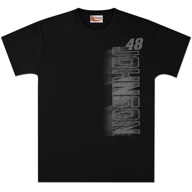 Hendrick Motorsports Jimmie Johnson Blackout T-shirt